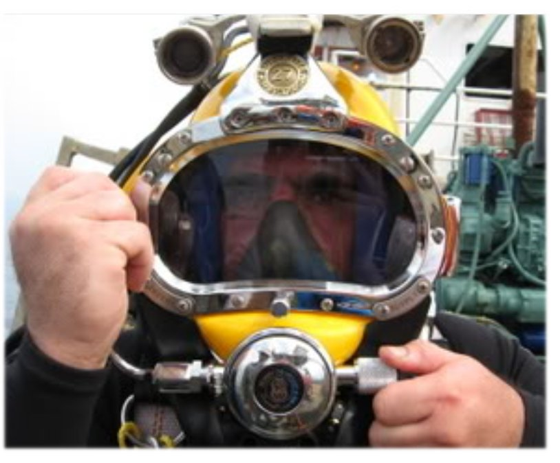 Drass Camera for Commercial Diving